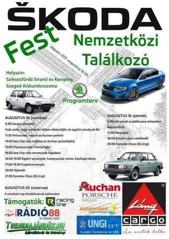 Skoda Fest 2017 - Szeged